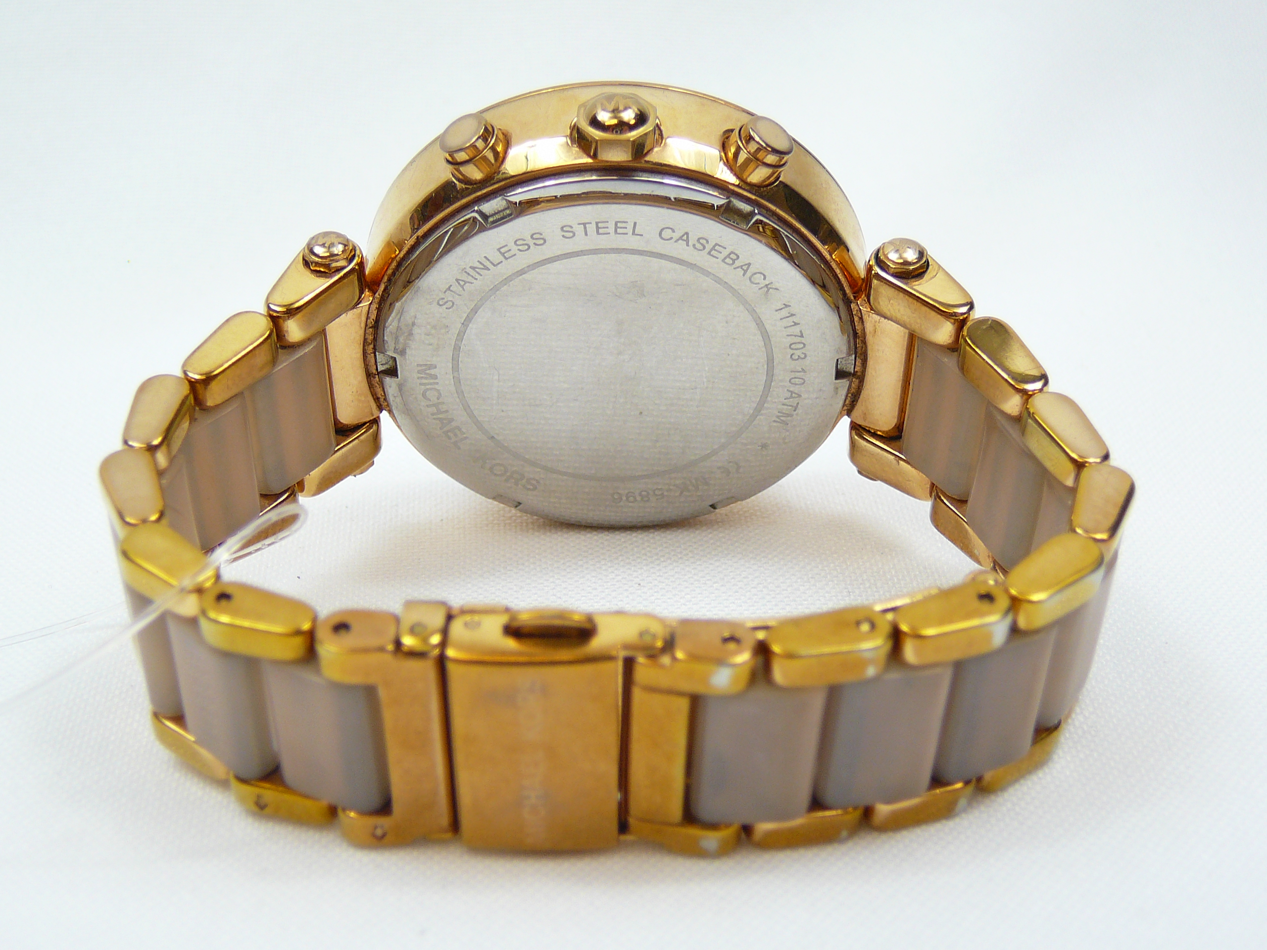 Ladies Michael Kors Wrist Watch - Image 3 of 3