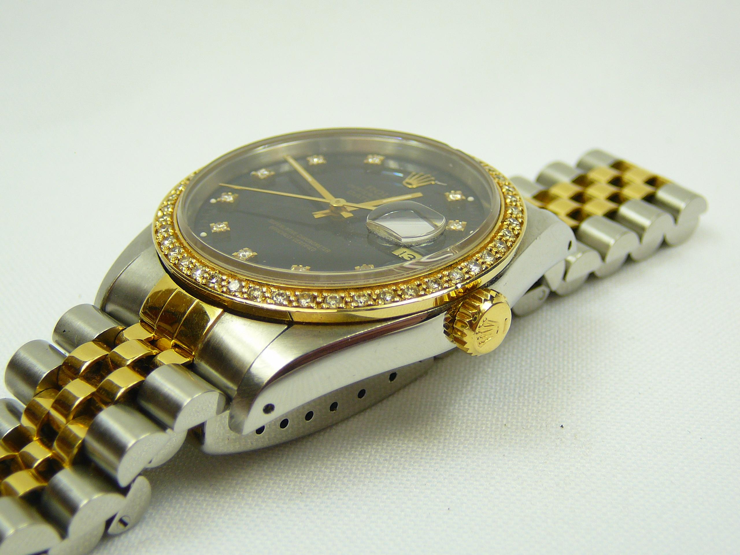 Gents Rolex Wrist Watch - Image 4 of 7