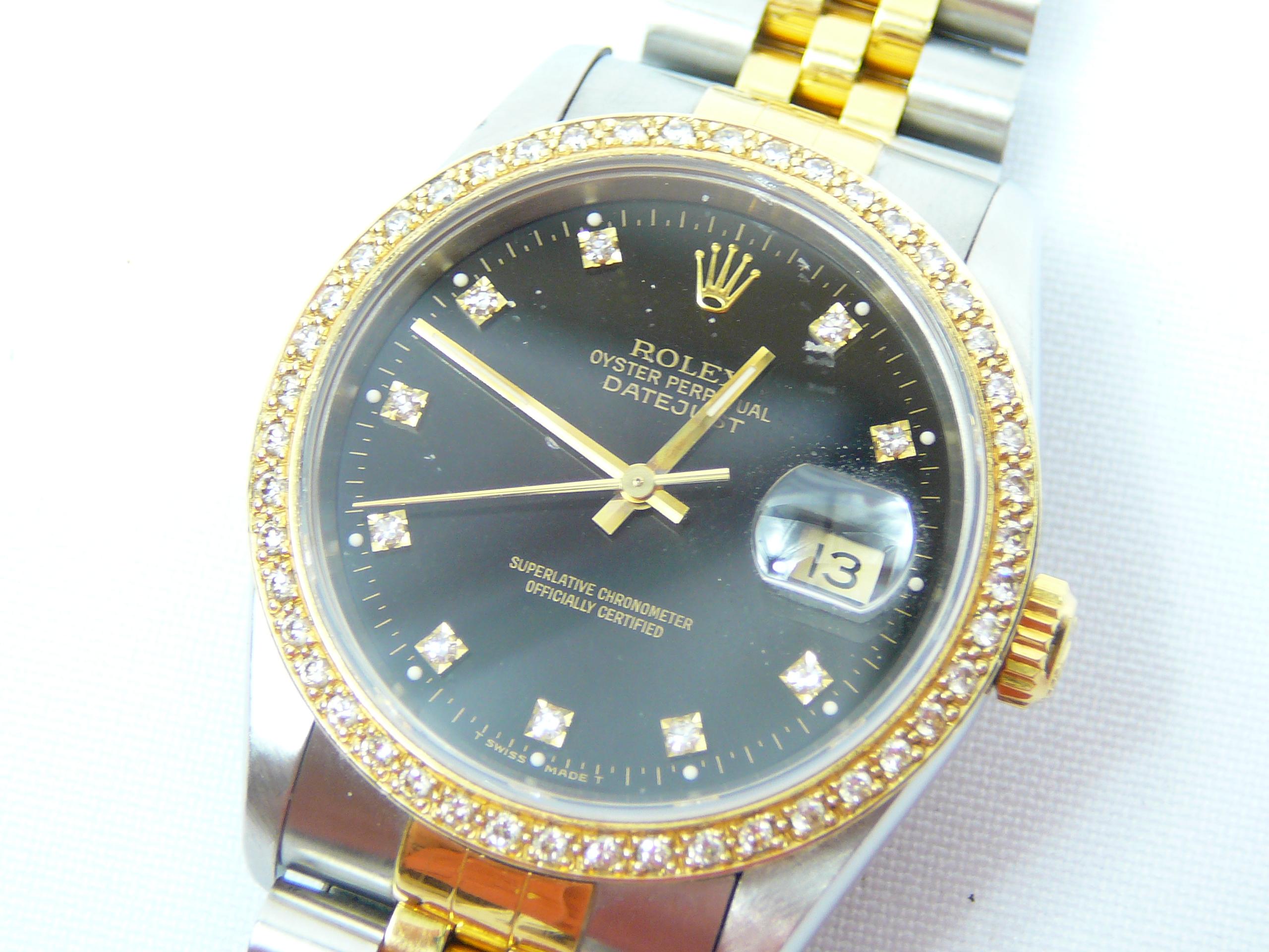 Gents Rolex Wrist Watch - Image 2 of 7