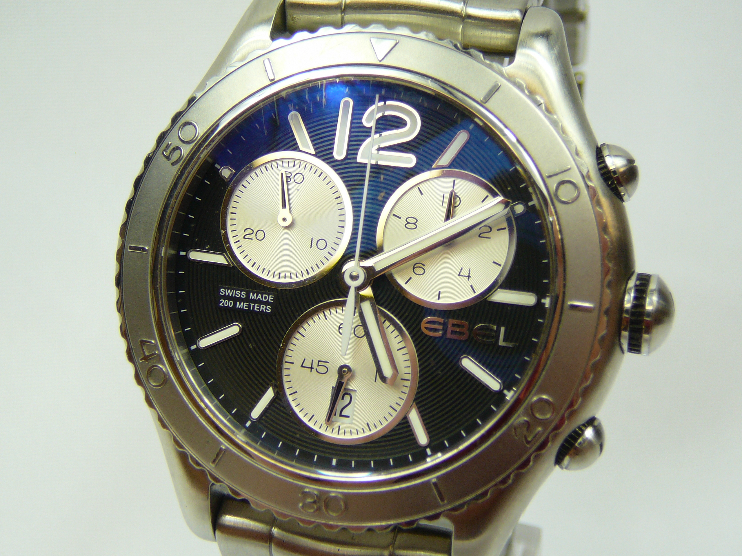 Gents Ebel Wrist Watch - Image 2 of 5