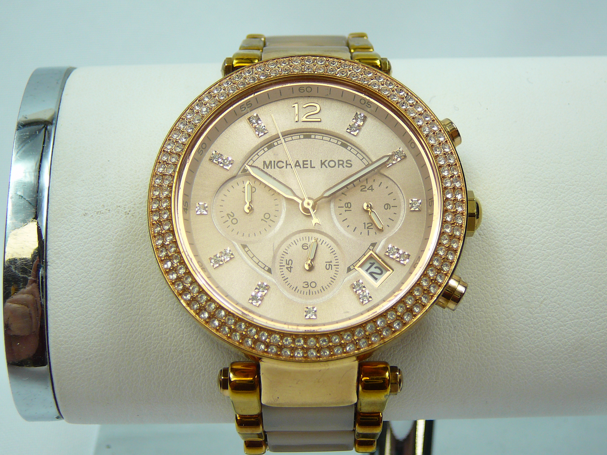 Ladies Michael Kors Wrist Watch - Image 2 of 3