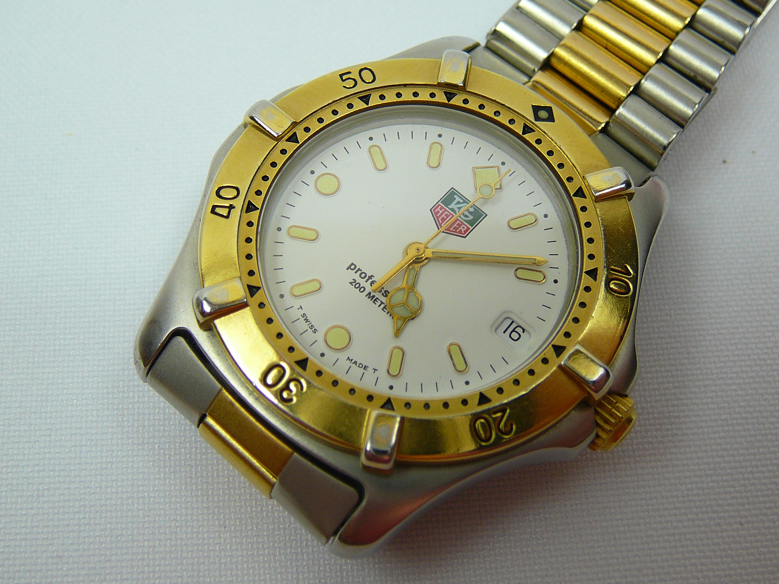 Gents TAG Heuer Wrist Watch - Image 2 of 3