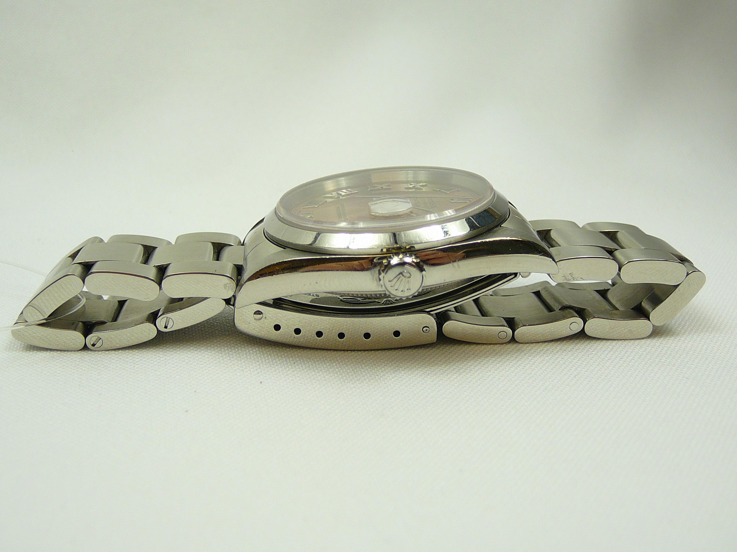 Gents Rolex Wrist Watch - Image 3 of 5