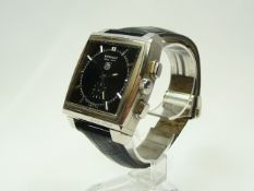Gents Tag Heuer Monaco Wrist Watch