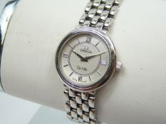 Ladies Omega De Ville Wrist Watch