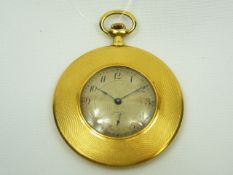 Gents Antique Gold Pocket Watch
