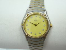 Ladies Ebel Wrist Watch