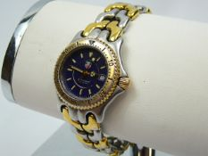 Ladies Tag Heuer Wrist Watch