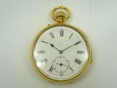 Gents Antique Gold Repeater Pocket Watch