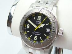 Gents Oris Wrist Watch