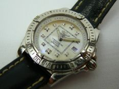 Ladies Breitling Wrist Watch