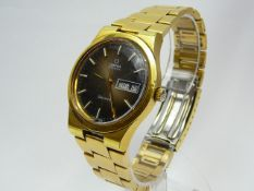 Gents Vintage Omega Wrist Watch