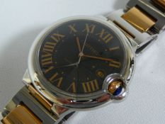 Gents Cartier Wrist Watch