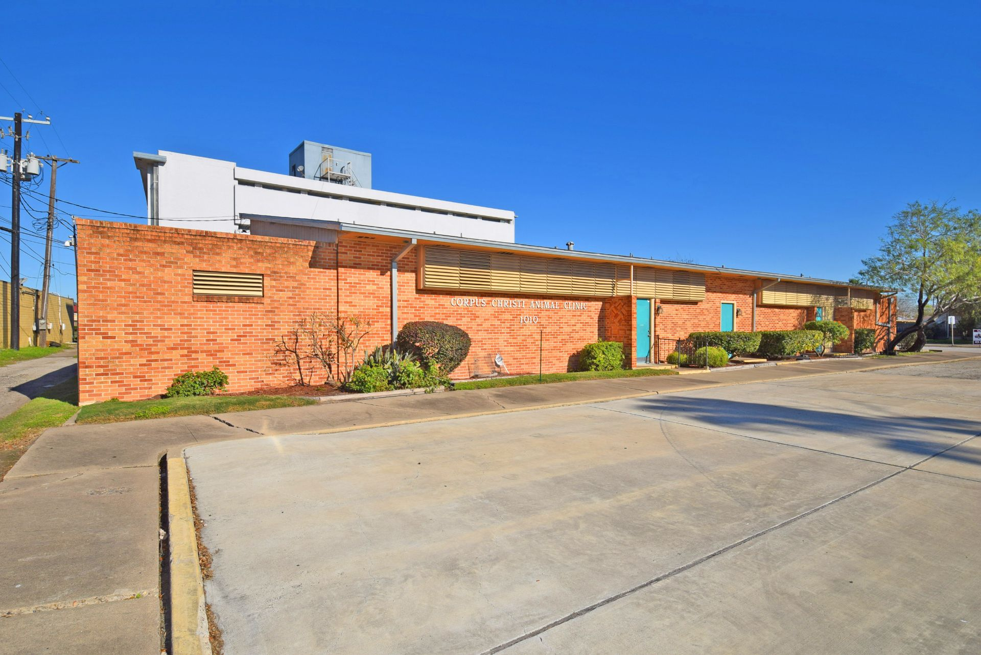 Lot 1 - Corpus Christi Commercial Building