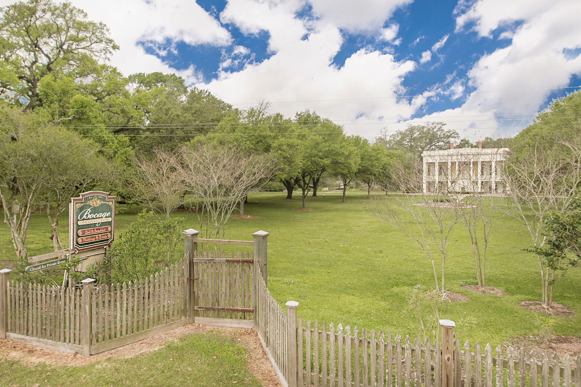 Lot 4 - Bocage Plantation