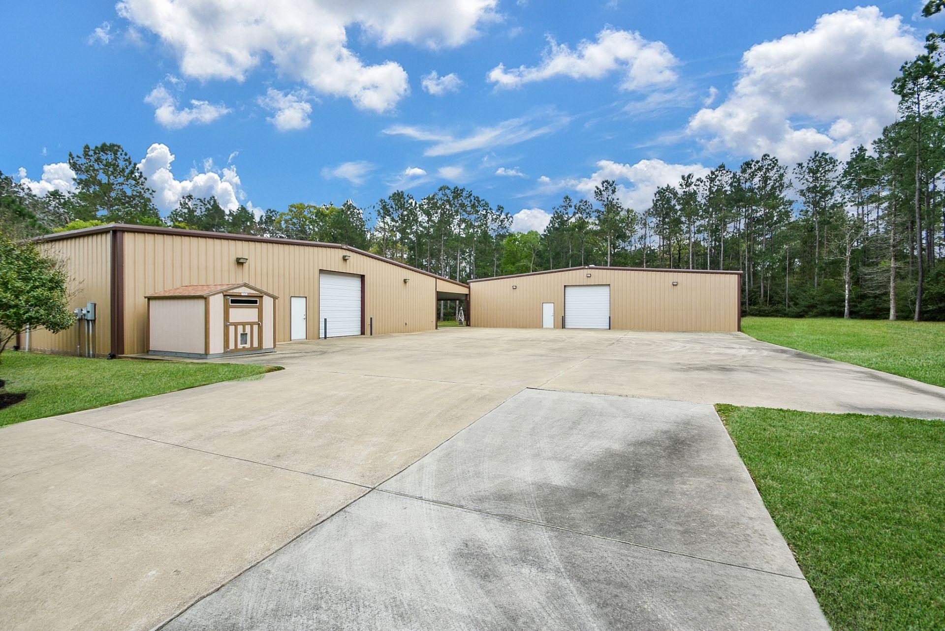 Lot 1 - House Northwest of Magnolia on 10+/- acres