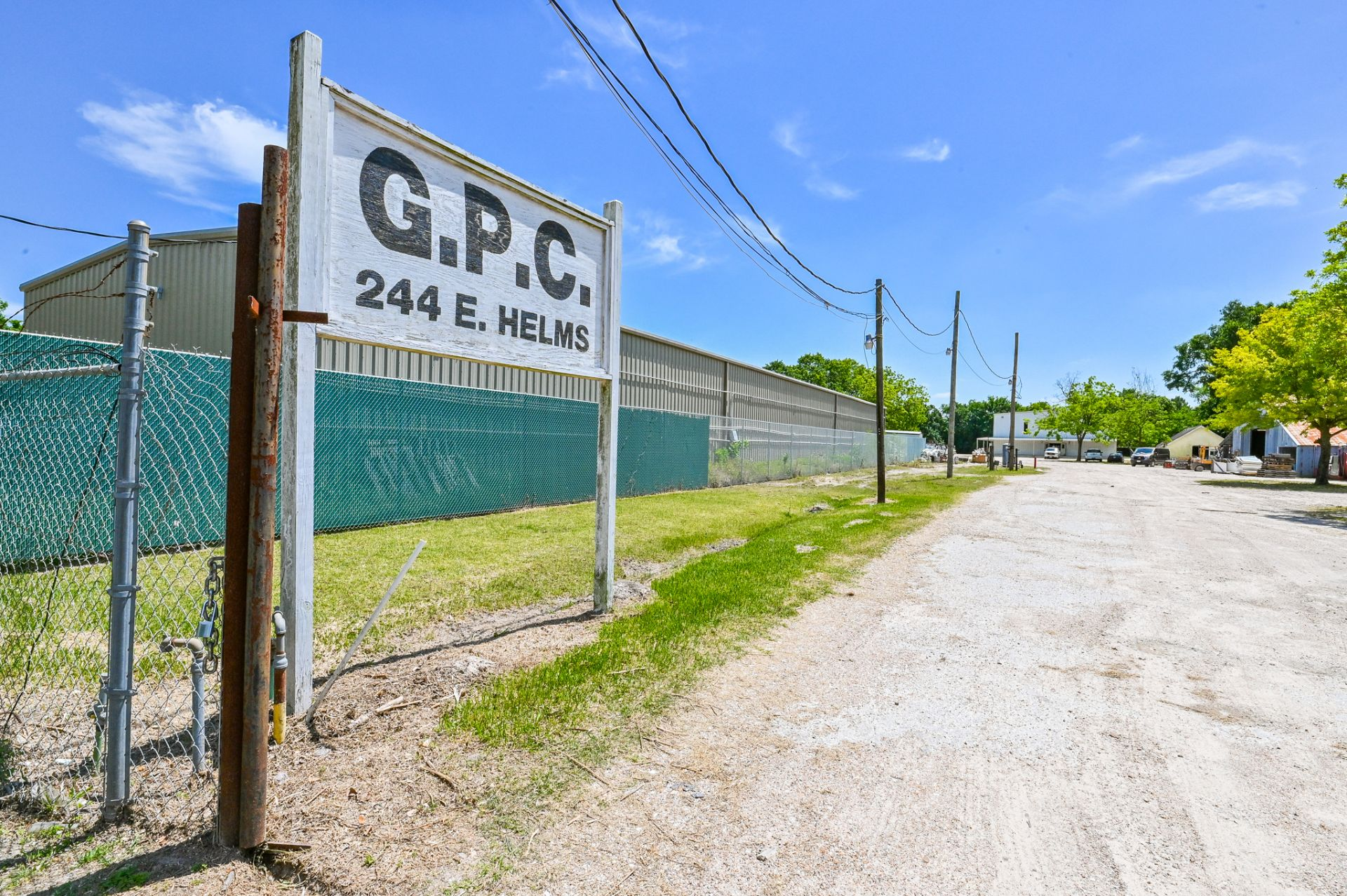 Lot 1 - 244 E Helms Rd. Houston, TX 77037