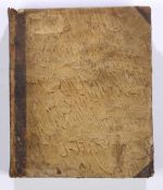 TWO BOOKS FROM THE 18TH CENTURY