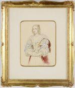 Moritz Michael Daffinger - zugeschrieben (1790-1849)
