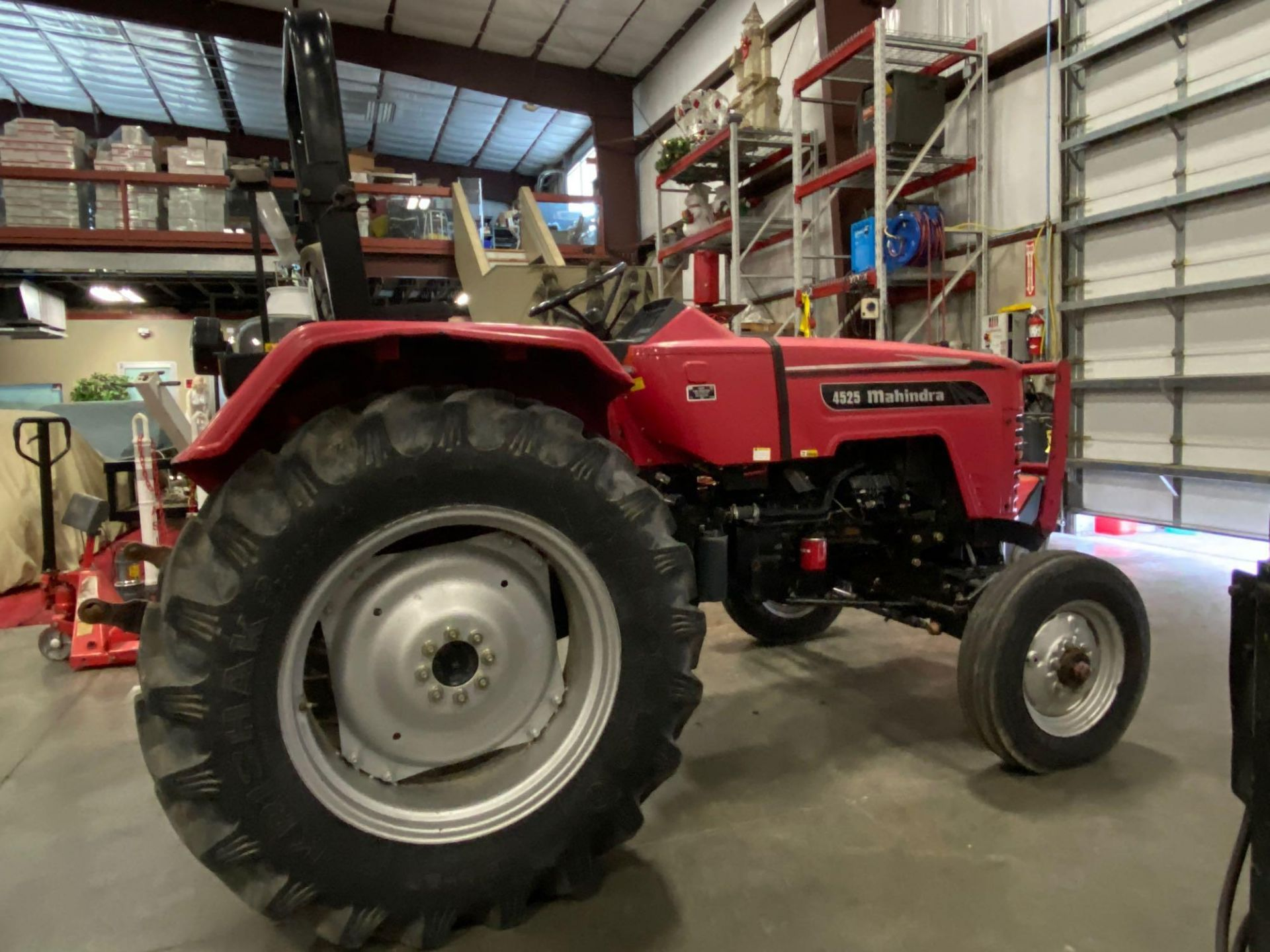 Lot 30A - 2012 MAHINDRA 4525 TRACTOR, PTO, DIESEL, RUNS AND OPERATES