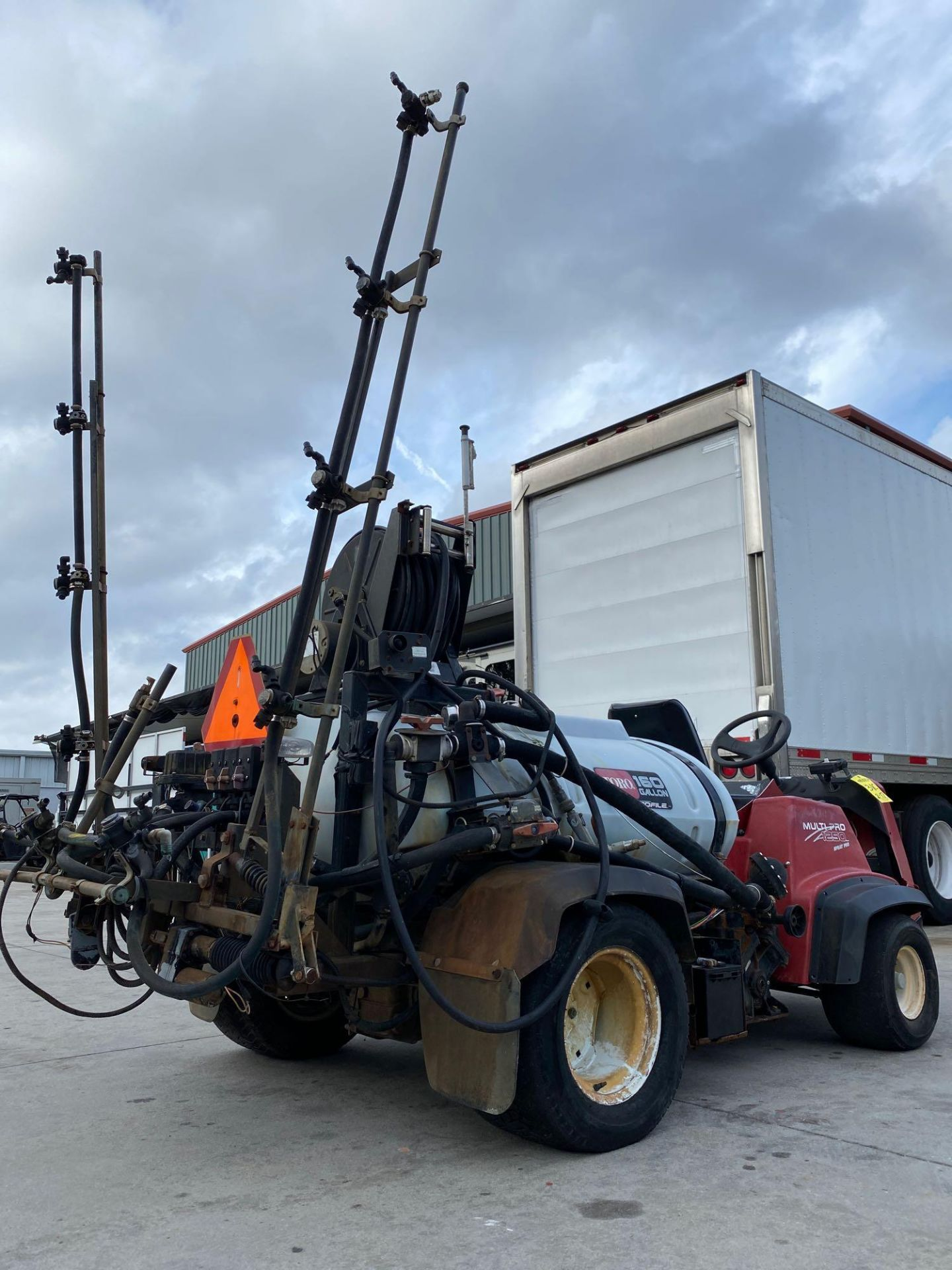 Lot 31C - TORO SPRAYER ATV