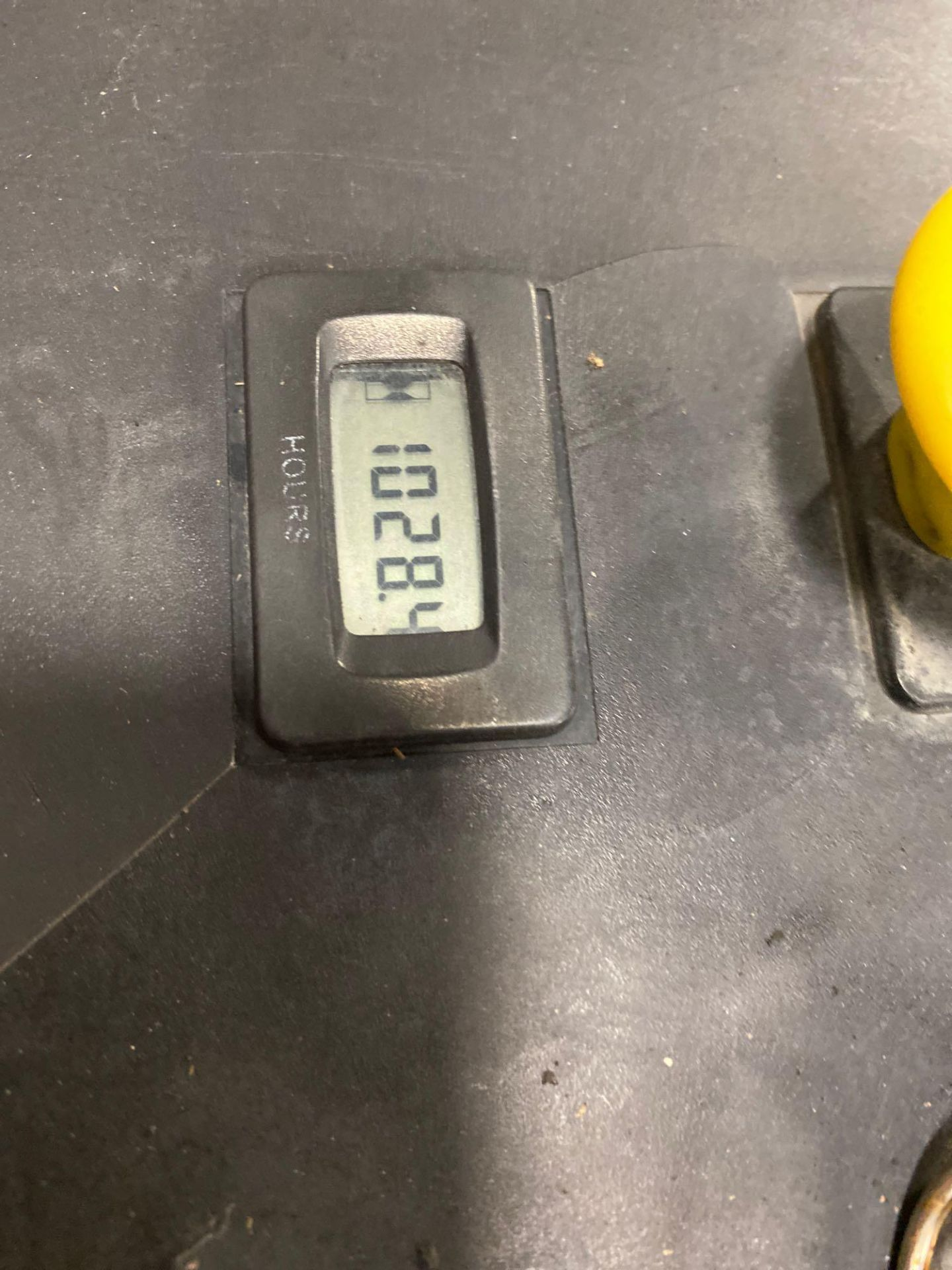 "Lot 34B - JOHN DEERE WHP52A MOWER, 52"" DECK, RUNS AND OPERATES"
