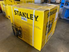 "UNUSED STANLEY 2"" DEWATERING PUMP MODEL ST2WPLT"