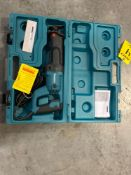 UNUSED RECONDITIONED MAKITA RECIPROCATING SAW WITH CASE