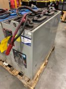 ENERSYS 24V BATTERY SHOWS GOOD VOLTAGE