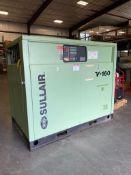 SULLAIR AIR COMPRESSOR MODEL V120-40H/A/SUL