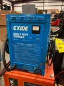 EXIDE 6 CELL/12 VOLT BATTERY CHARGER