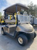 2016 EZGO RXV GOLF CART, TROJAN WATER SYSTEM, DELTA-Q SC-48 BATTERY CHARGER, 48V, WINDSHIELD, REAR S