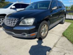 2005 CHRYSLER PACIFICA TOURING, POWER WINDOWS LOCKS, SEATS, HEAT, A/C, AUTO TRANS, RUNS AND DRIVES
