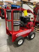 UNUSED 2020 EASY KLEEN MAGNUM GOLD 4,000 PSI HEATED PRESSURE WASHER, 12V, GAS POWERED, ELECTRIC STAR