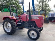 MAHINDRA 3325DI DIESEL TRACTOR, PTO, 3 POINT HITCH,RUNS AND DRIVES