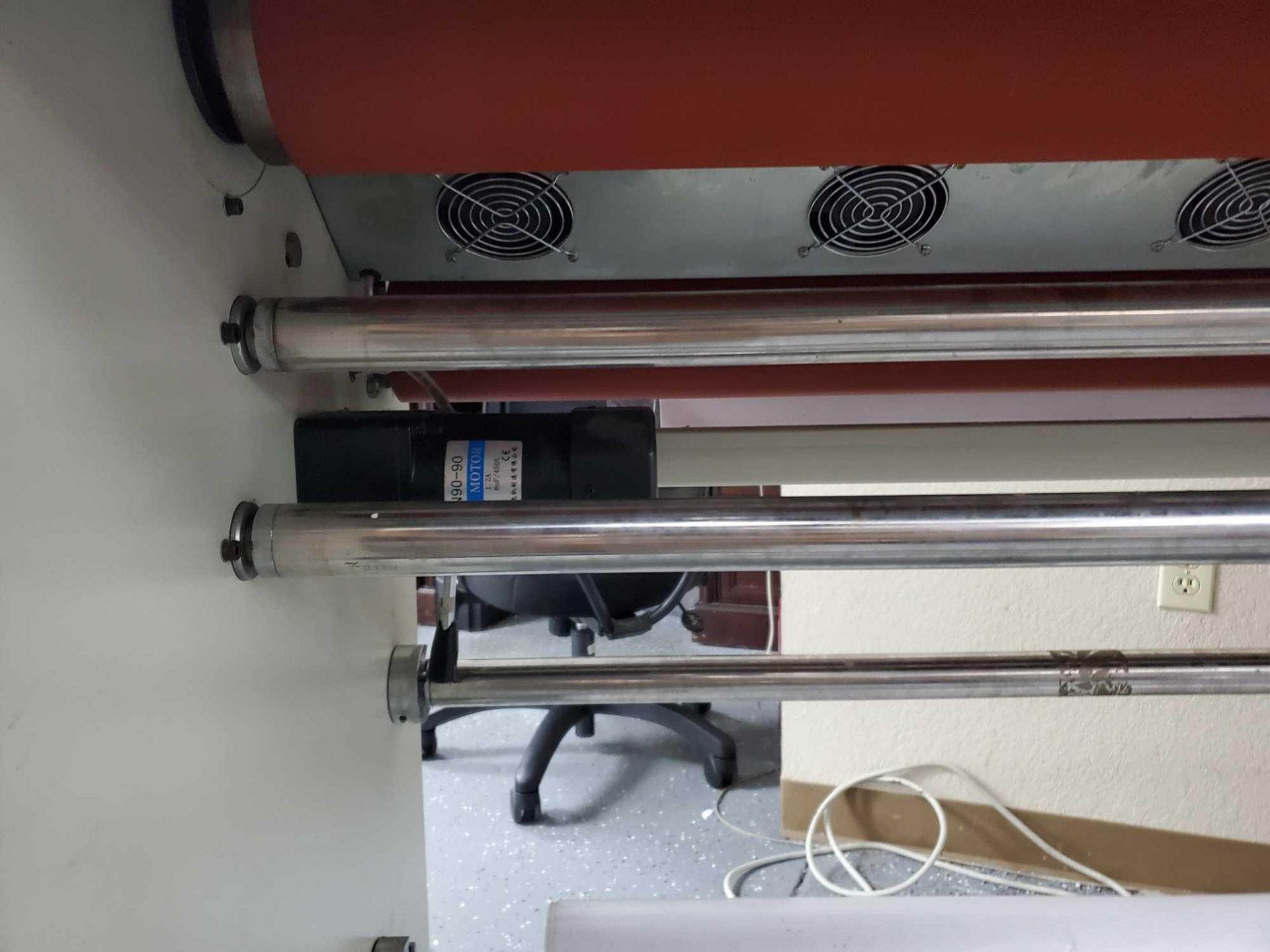 "60"" HEAT COLD DOUBLE OR SINGLE SIDED LAMINATOR - Image 6 of 12"