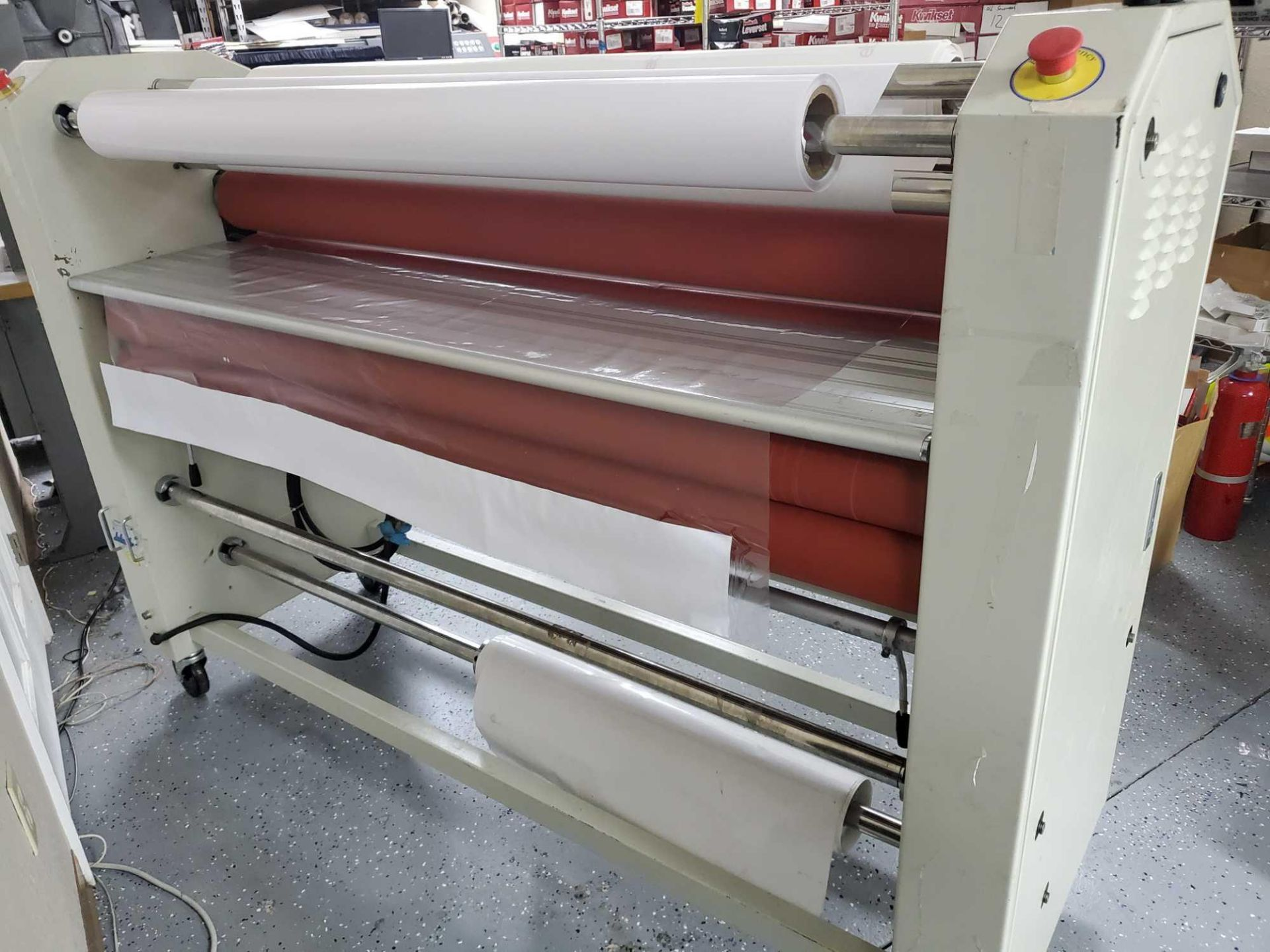 "60"" HEAT COLD DOUBLE OR SINGLE SIDED LAMINATOR - Image 12 of 12"