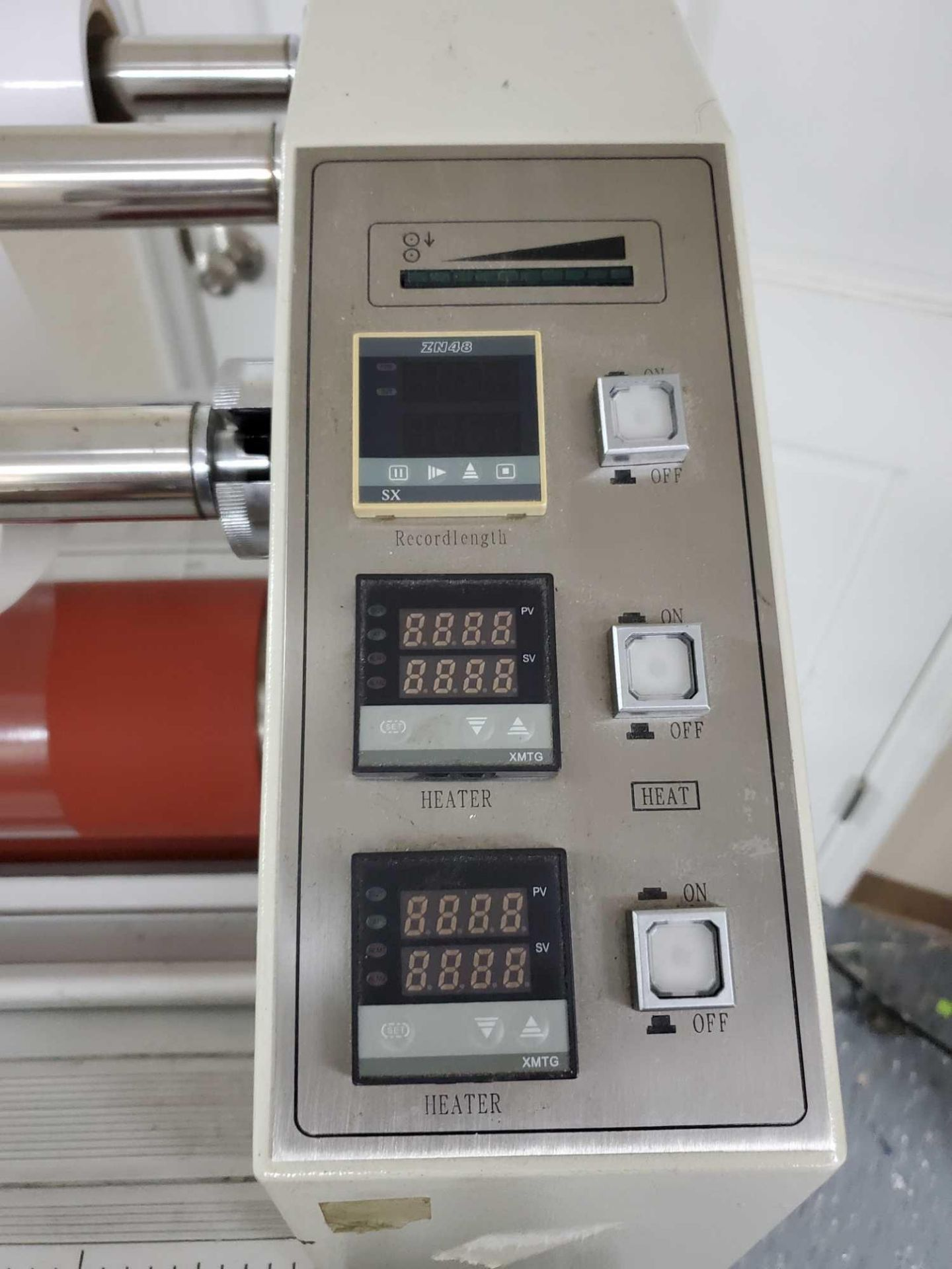 "60"" HEAT COLD DOUBLE OR SINGLE SIDED LAMINATOR - Image 2 of 12"