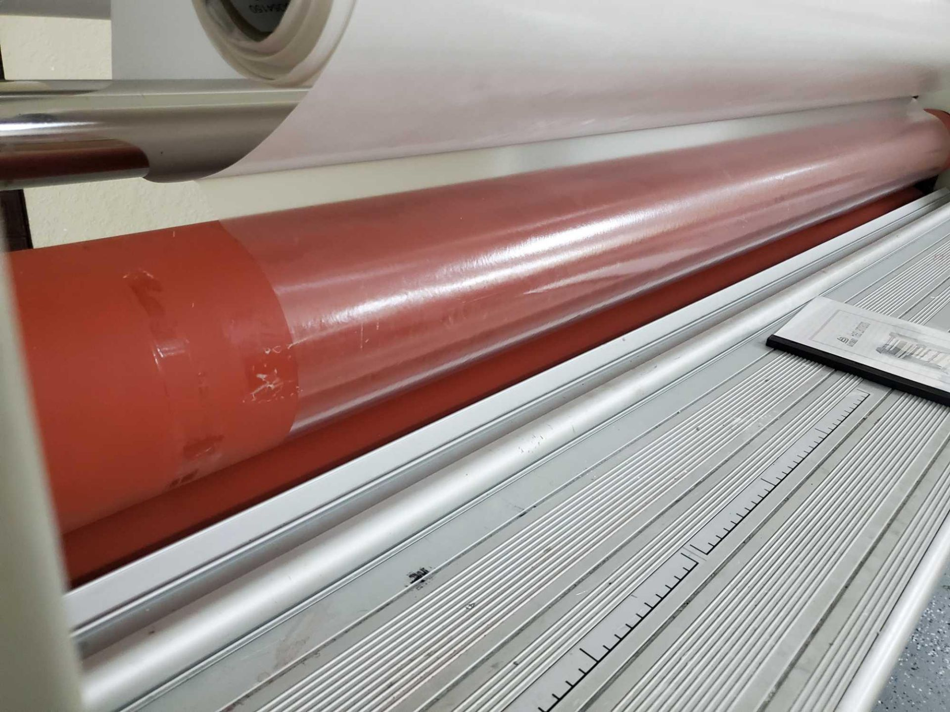 "60"" HEAT COLD DOUBLE OR SINGLE SIDED LAMINATOR - Image 5 of 12"