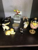 LOT OF MISC PEWTER COLLECTIBLES