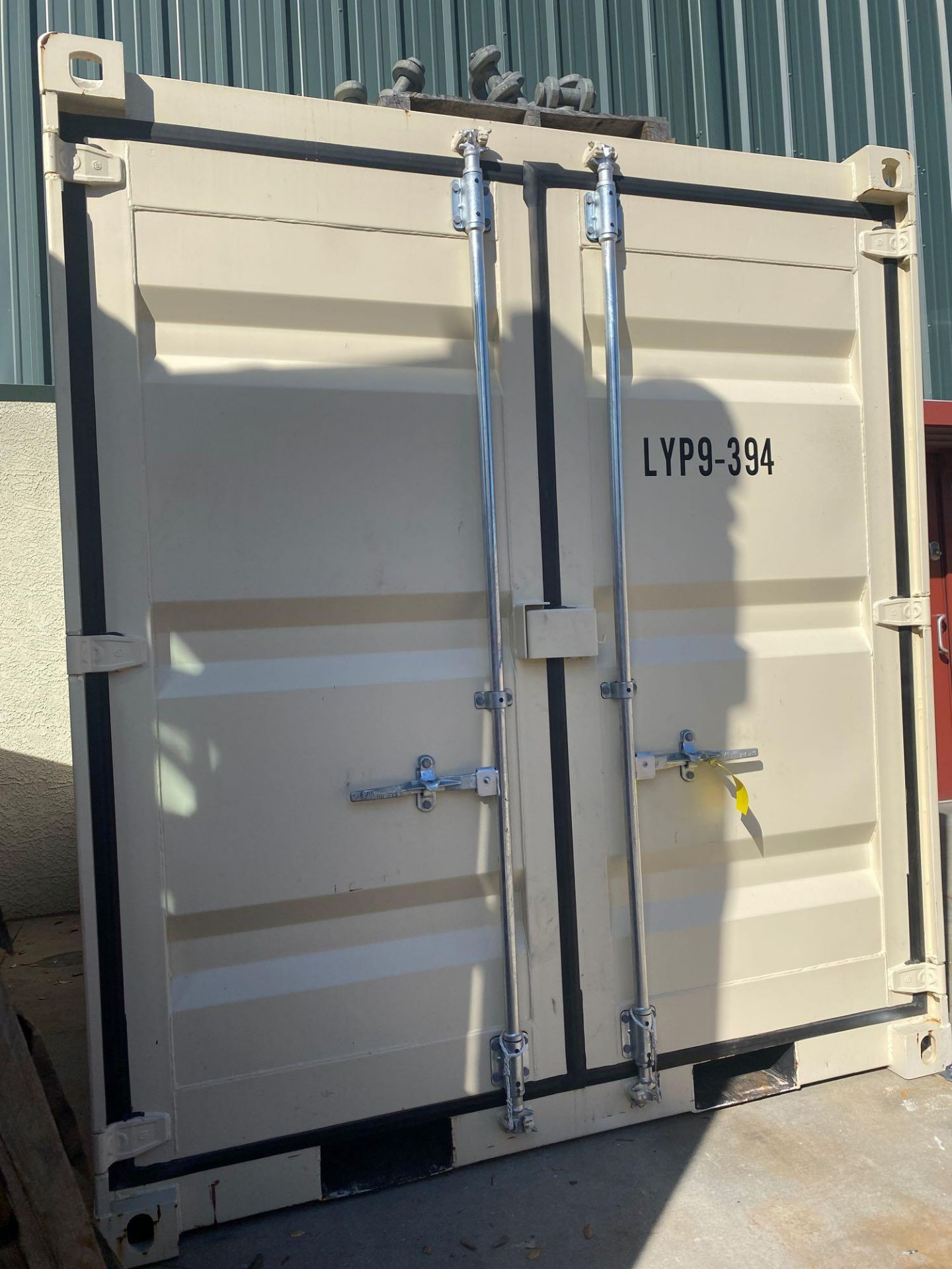 UNUSED 2020 SHIPPING/OFFICE CONTAINER WITH SIDE DOOR, FORK POCKETS, WINDOW - Image 5 of 5