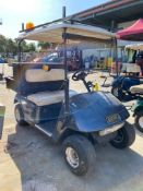 EZ-GO ELECTRIC GOLF CART, BATTERY CHARGER, RUNS AND DRIVES