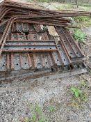 STEEL TRACKS FOR JCB EXCAVATOR