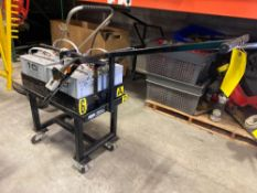 TCI MOBILITY BATTERY CART WITH 4 BATTERIES