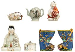 A various lot of Chinese items