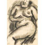 Rudolf Wacker Female nude