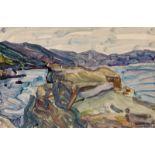Hans Josef Weber-Tyrol* Landscape