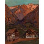 Adolf Helmberger* Near St. Gilgen