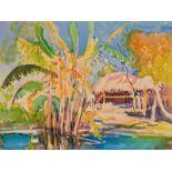 Ernst Huber* Palm Beach, Florida