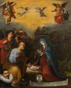 Patricio Cajés The Adoration of the Shepherds, 1603